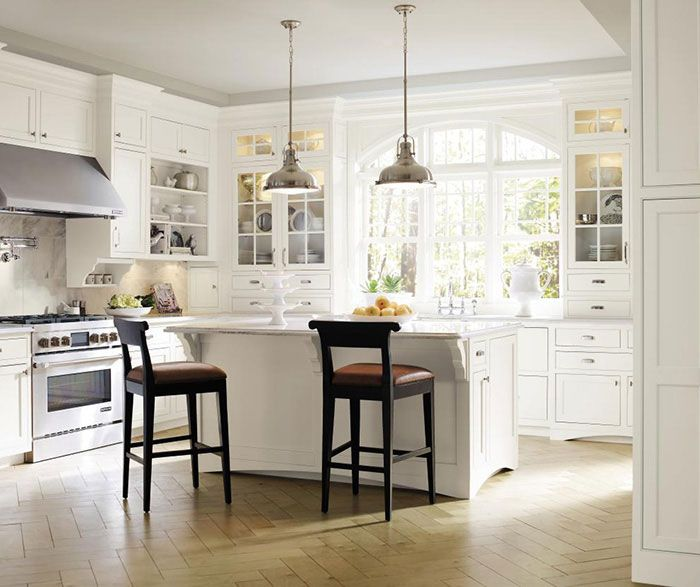 I Like The Style But The Color Is Too White White Inset Kitchen Cabinets By Dec Ikea White Kitchen Cabinets Modern White Kitchen Cabinets White Modern Kitchen