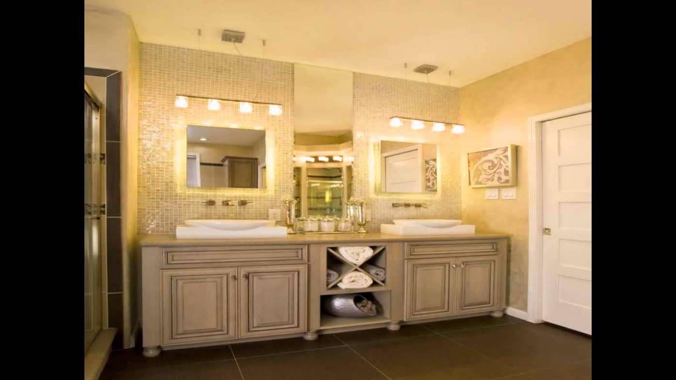 Popular Bathroom Vanity Lighting Ideas Creative Idea Pertaining To Bathroom Vanity With Lights Di 2020 Dispenser Sabun
