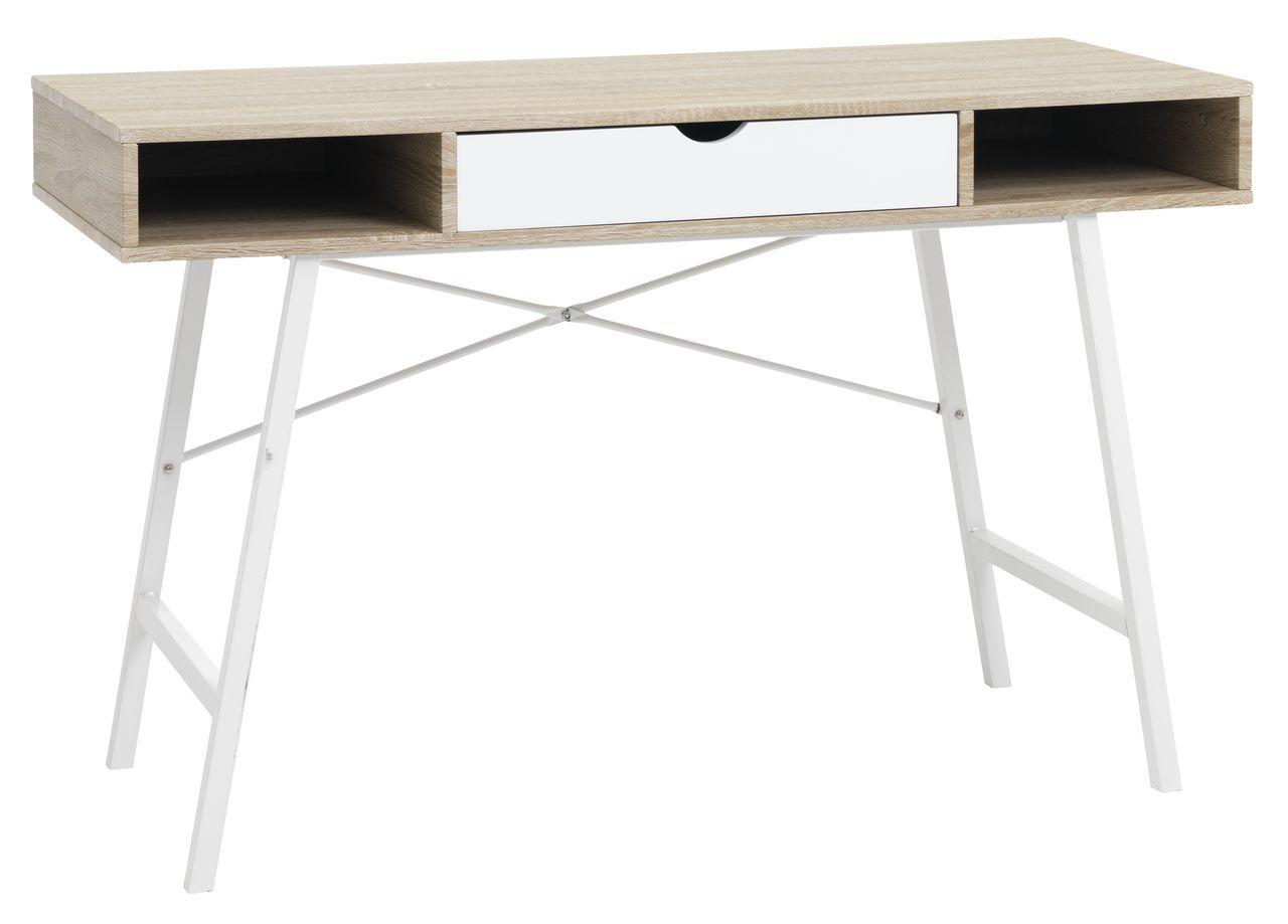 Bureau abbetved eiken wit bedroom vanity tables