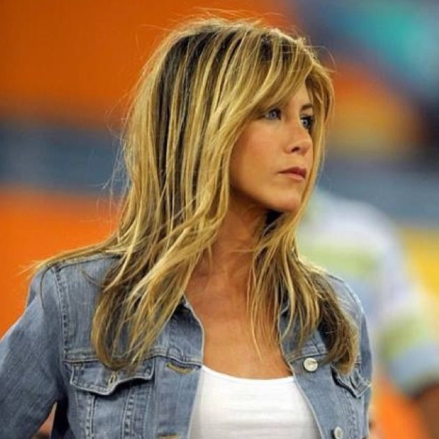 Photo of Jennifer Aniston casual and put together