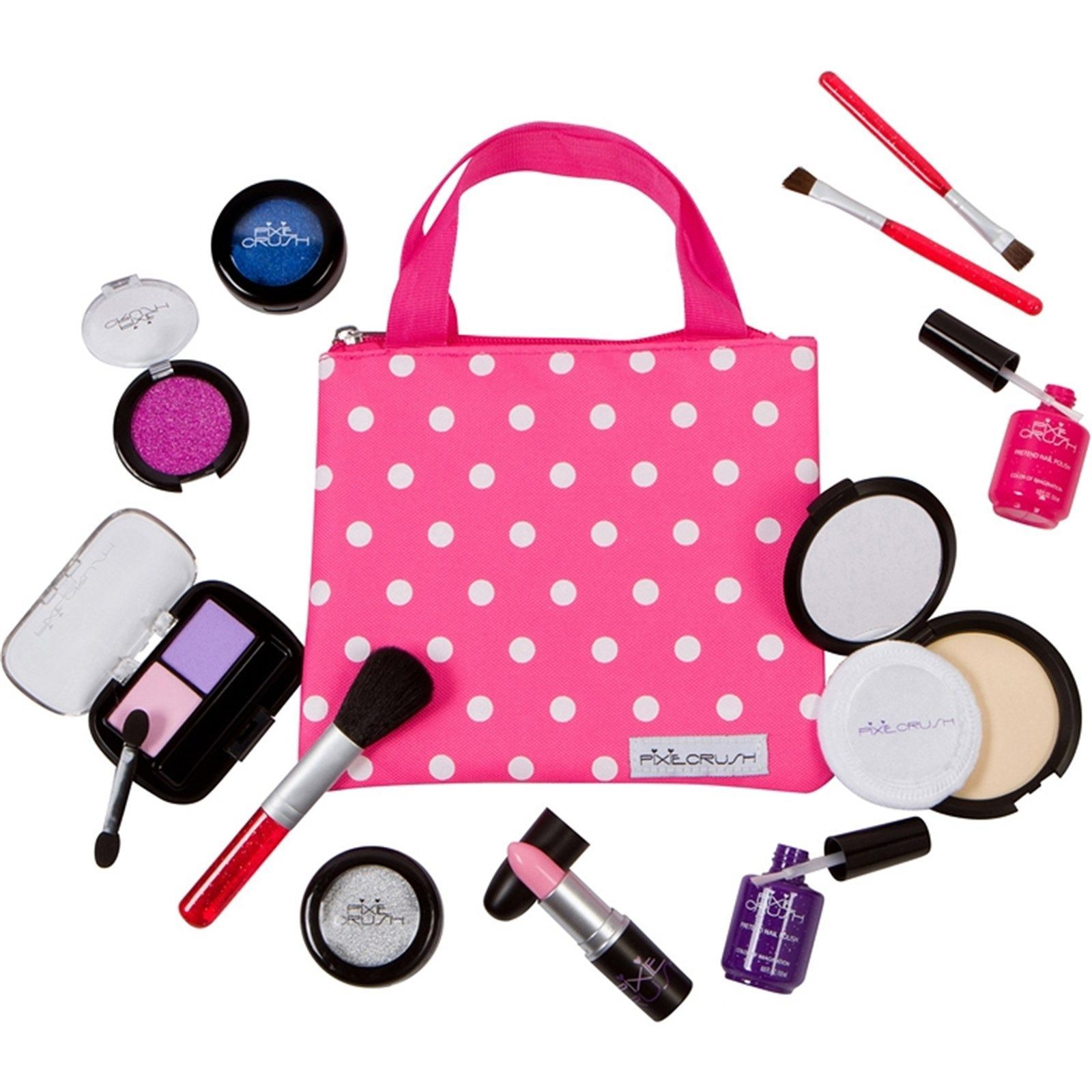 Maquillage Pretend Bases De Beaute In 2020 Play Makeup Pretend Makeup Makeup Kit