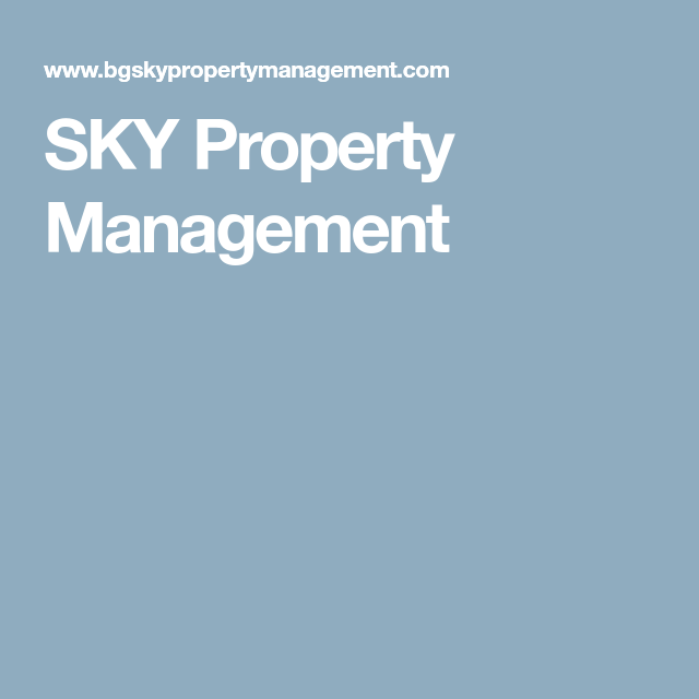 Sky Property Management In 2020 Stainless Steel Kitchen Appliances Property Management Closet Storage