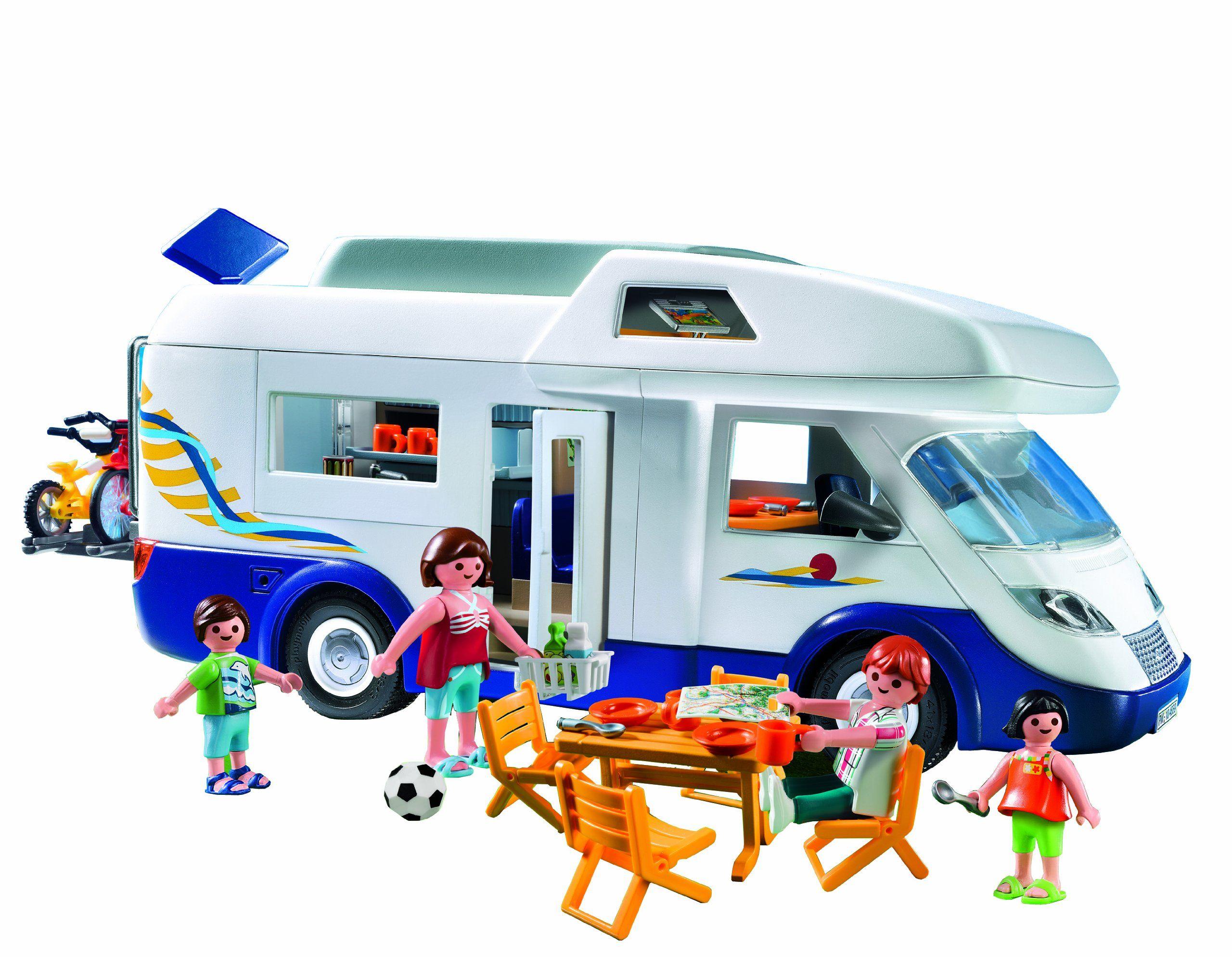Playmobil Family Motor home, Playsets - Amazon Canada ...