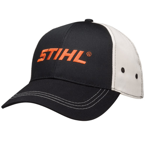 336678927be573 Contrast Stitch Cap | Black cap with stone contrast back panels and  stitching.