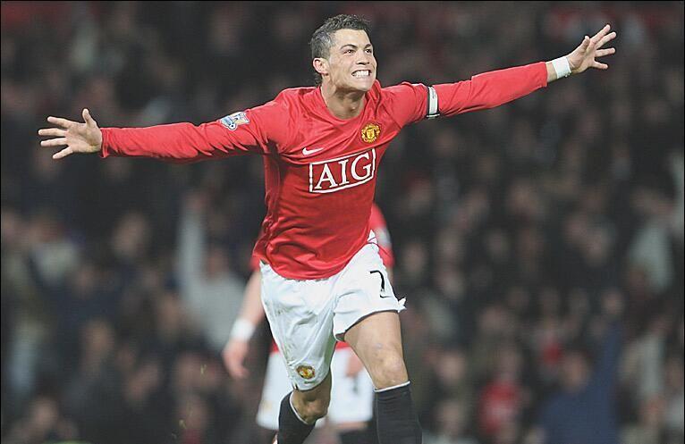 Xem lại bàn thắng để đời của Ronaldo cho Man Utd