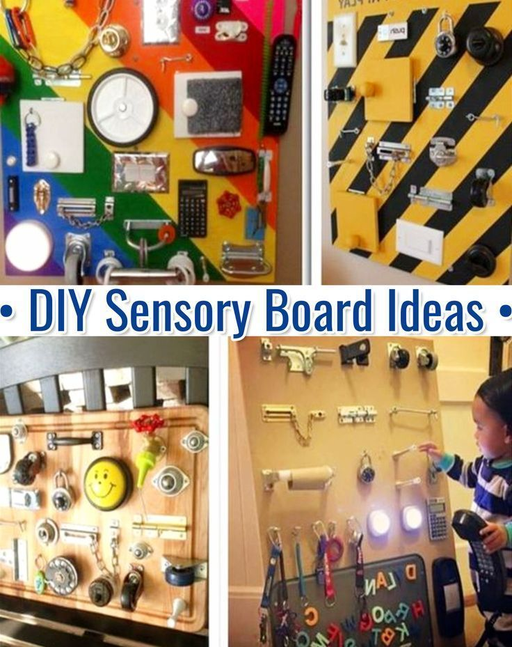New: Sensory Board Pictures! 16+ Diy Toddler Busy Boards For 2019 NEW: Sensory Board PICTURES! 16+ DIY Toddler Busy Boards for 2019 Diy Toys diy toys for toddlers