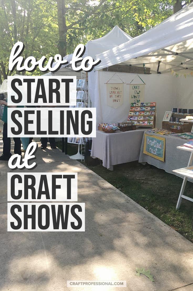 Loads of Craft Show Ideas