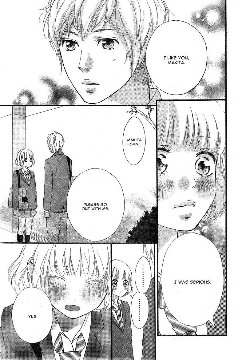 Pdf Manga Ao Haru Ride