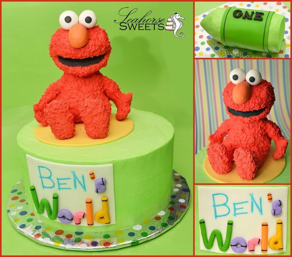 Elmo cake elmo cake sesame street cake cake
