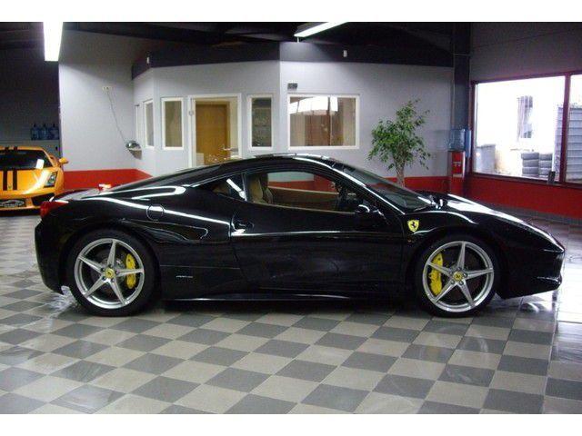 Ferrari 458 Italia 4.5 V8 F1 2010