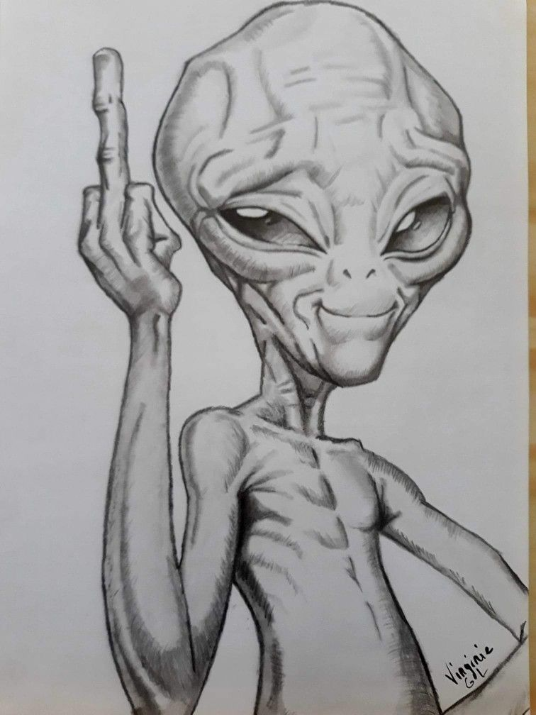 Paul L Extraterrestre Art Sketches Art Drawings Sketches Sketches