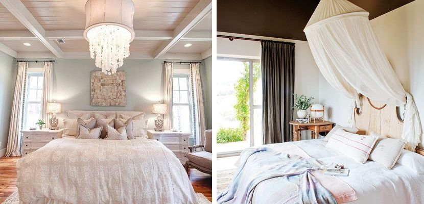 Cómo decorar un dormitorio romántico   Bedrooms