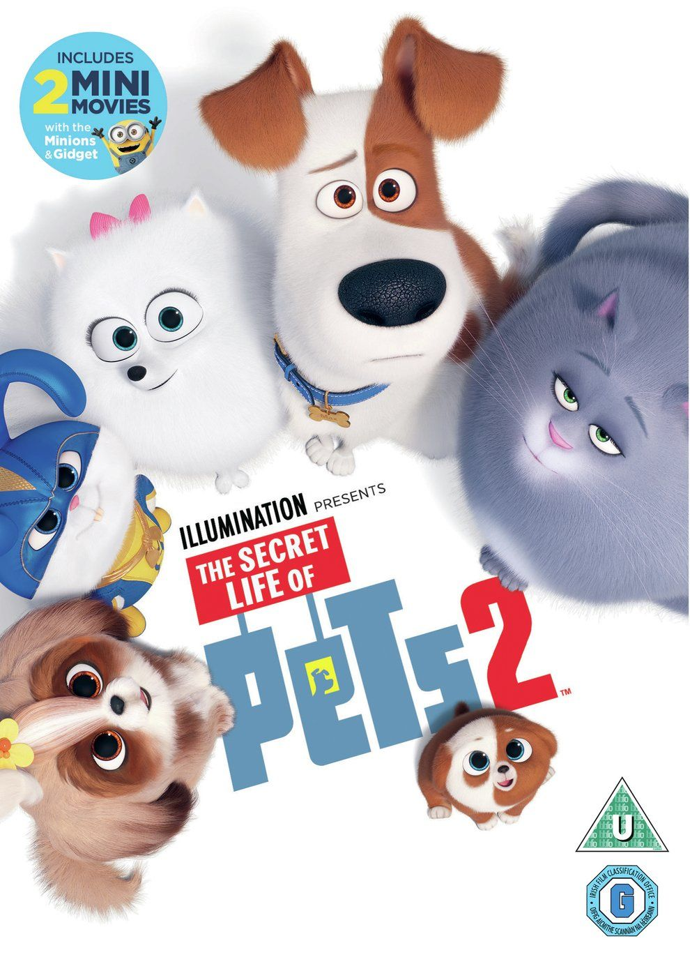 Buy The Secret Life Of Pets 2 Dvd Dvds And Blu Ray In 2020 Secret Life Of Pets Secret Life Pets
