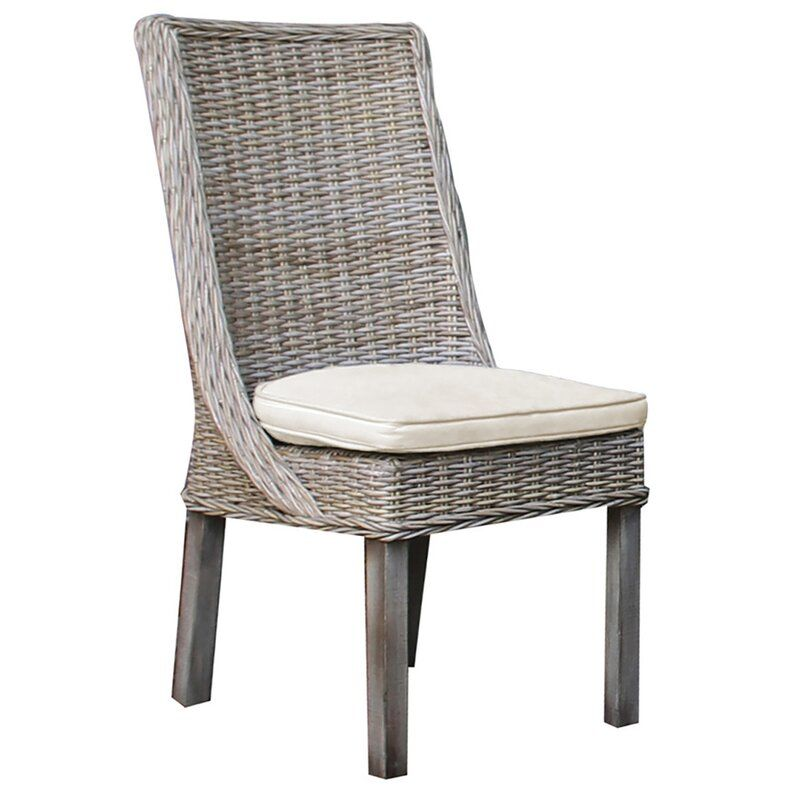 innovative design 749bd 6e1ed Exuma Upholstered Dining Chair   coconut bay in 2019   Solid ...