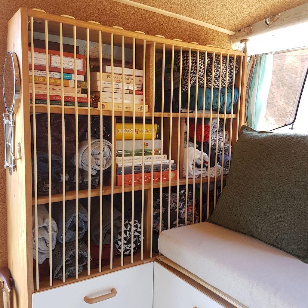 Photo of 75 Camper Van Interior Design and Organization Ideas  #Camper #design #ideas #in…