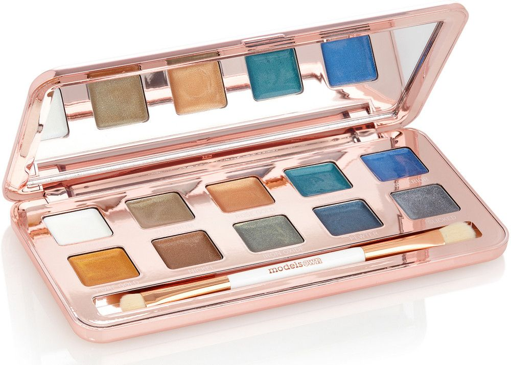 Models Own Colour Chrome Eyeshadow Palette Ulta Beauty