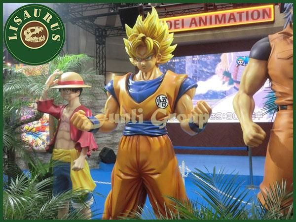 figurine dragon ball z taille reel