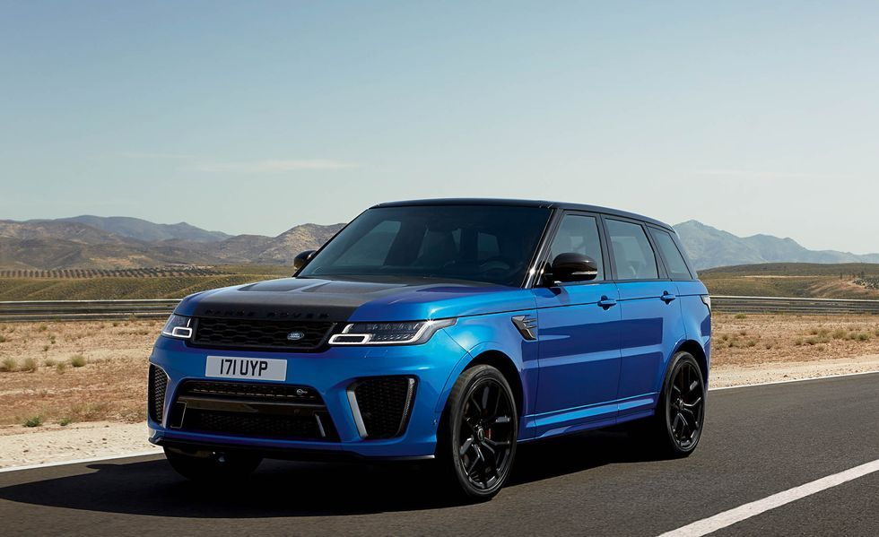 2019 Range Rover Sport Supercharged Review, Pricing, and