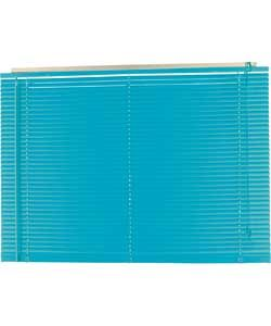 Colour Match Pvc Venetian Blind 61x160cm Fiesta Blue 163