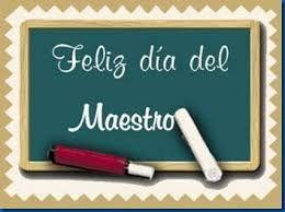 Feliz dia a todos los maestros #diadelmaestro Feliz dia a todos los maestros #diadelmaestro