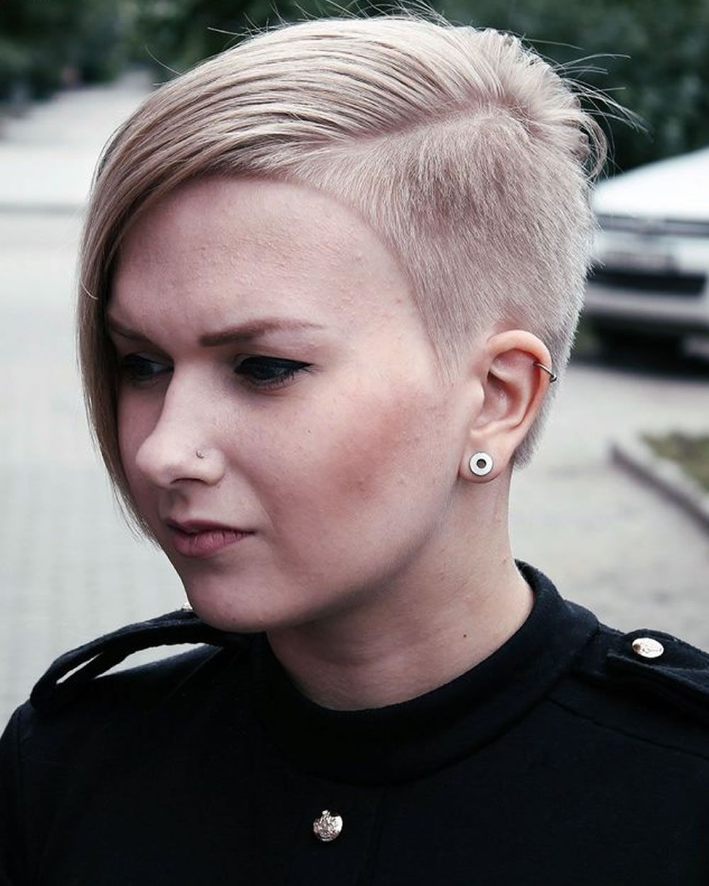 Feminine Extreme Short Haircuts for Women 30-30 | Short ...