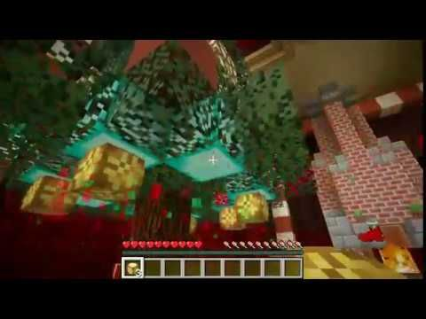 Popularmmos - Minecraft ] CHRISTMAS ORNAMENT HUNT - THE 3 DAYS OF ...