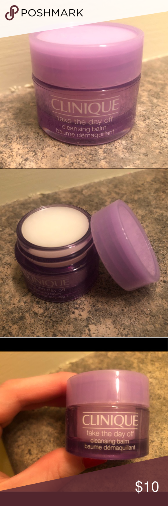 Clinique Take the Day Off Cleansing Balm remover Brand new