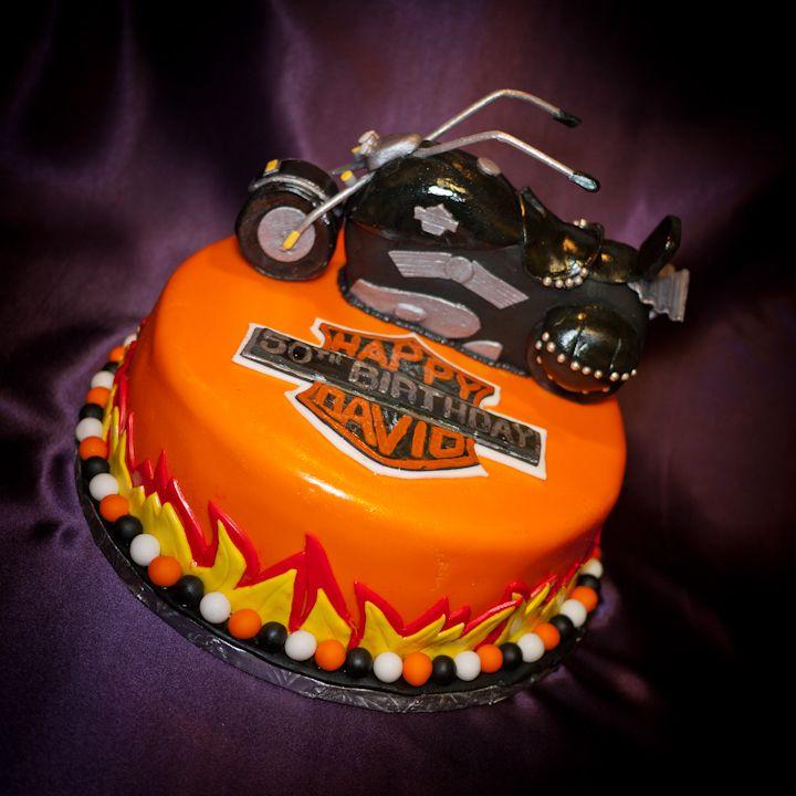 motorcycle cakes for little boys birthday Wedding birthday cake
