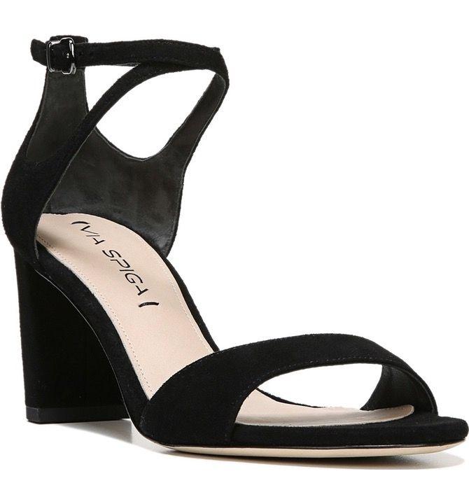 d24aead6510 Main Image - Via Spiga Wendi Ankle Strap Sandal (Women)