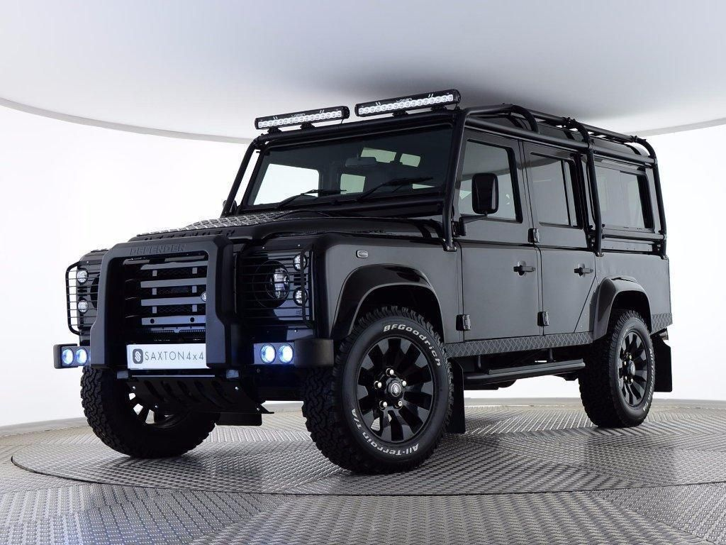 2015 Land Rover Defender 110 2.2 D XS Station Wagon 5dr | Land rover
