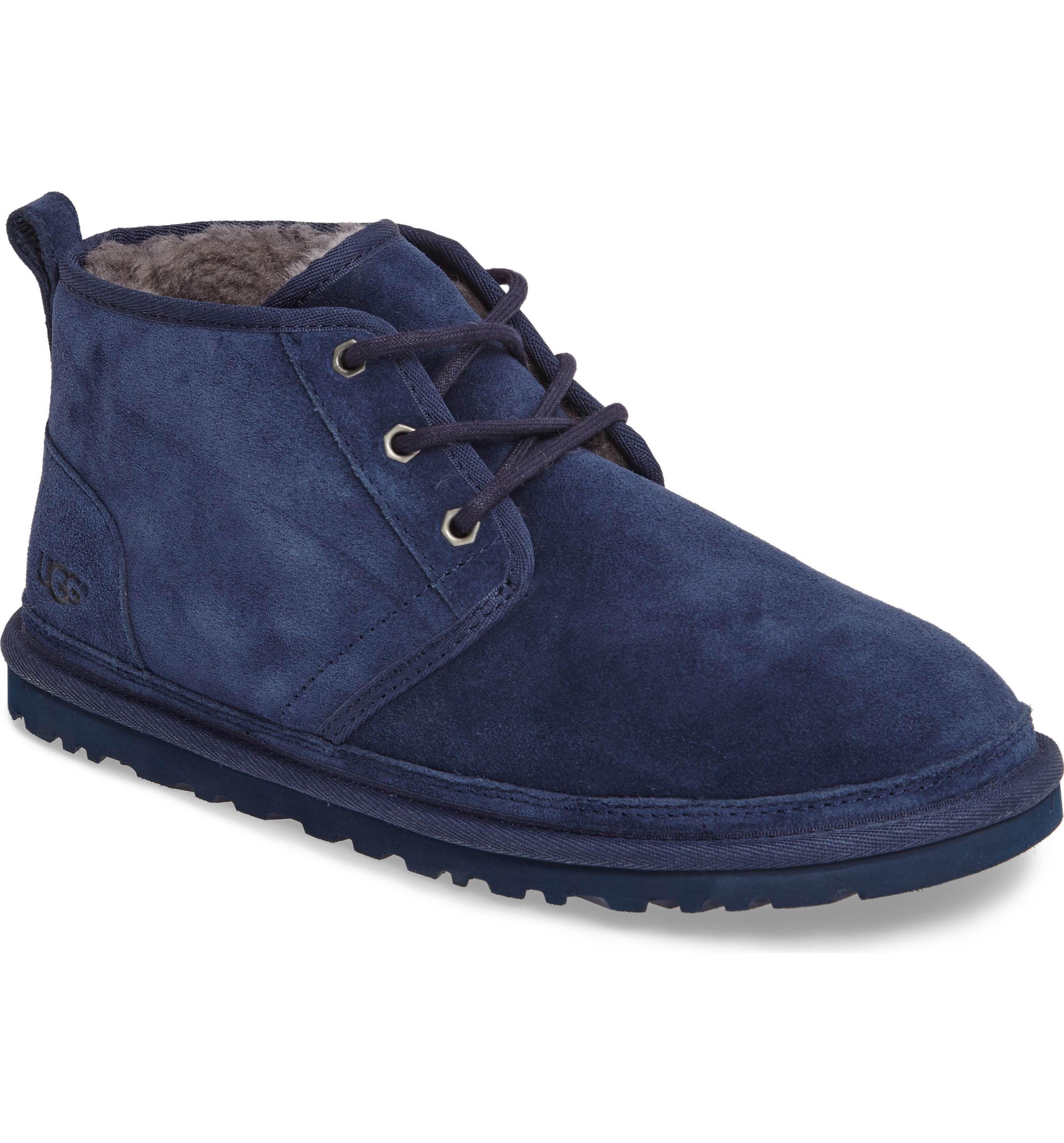 35794360a000 Main Image - UGG® Neumel Chukka Boot (Men)