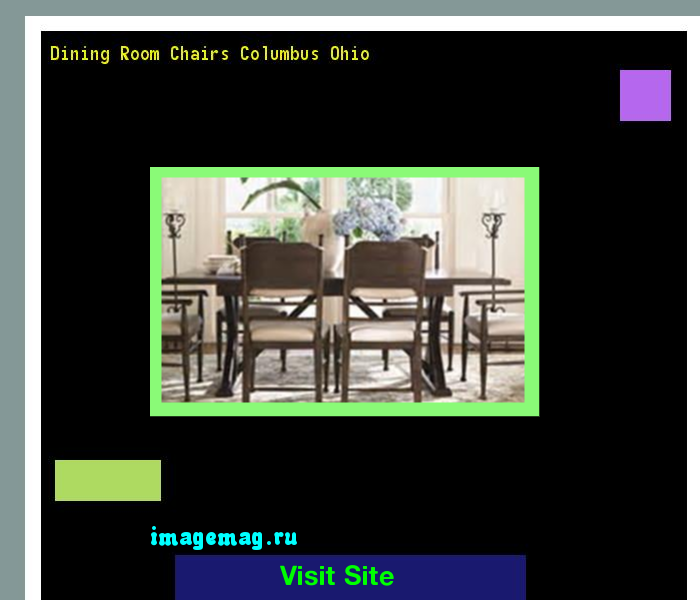 Dining Room Chairs Columbus Ohio 194745