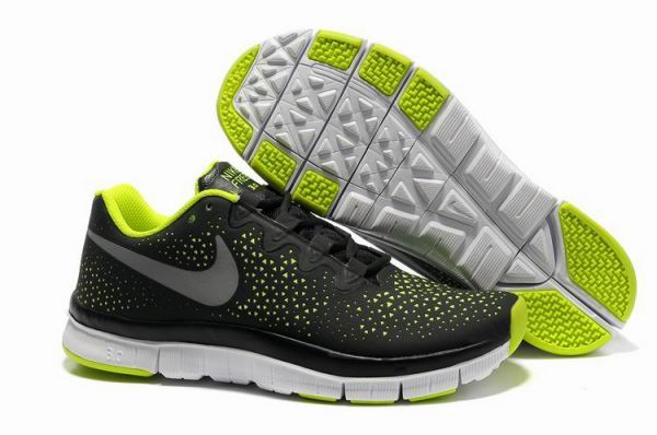 Air max · Nike Free Haven 3.0 Men's Training Shoes Black/Volt-Silver Reflect