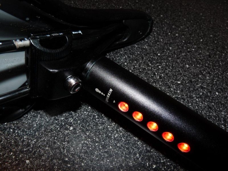Lightskin Bicycle Seatpost Led Tail Light Led Tail Lights Tail