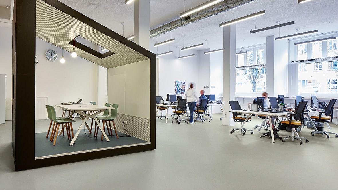 Witte Marmoleum Vloer : Image result for marmoleum solid reference interior