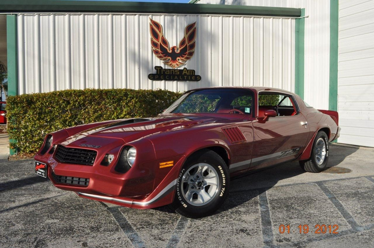 1979 CAMARO Z28  This was my first car  I peeled the stripes