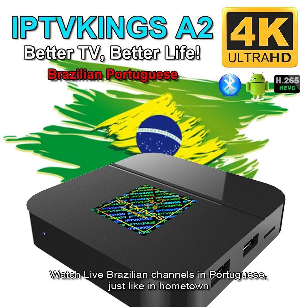 A2 CANAIS DO BRAZIL Português Brasileiro Android IPTV 4K ULTRA HD