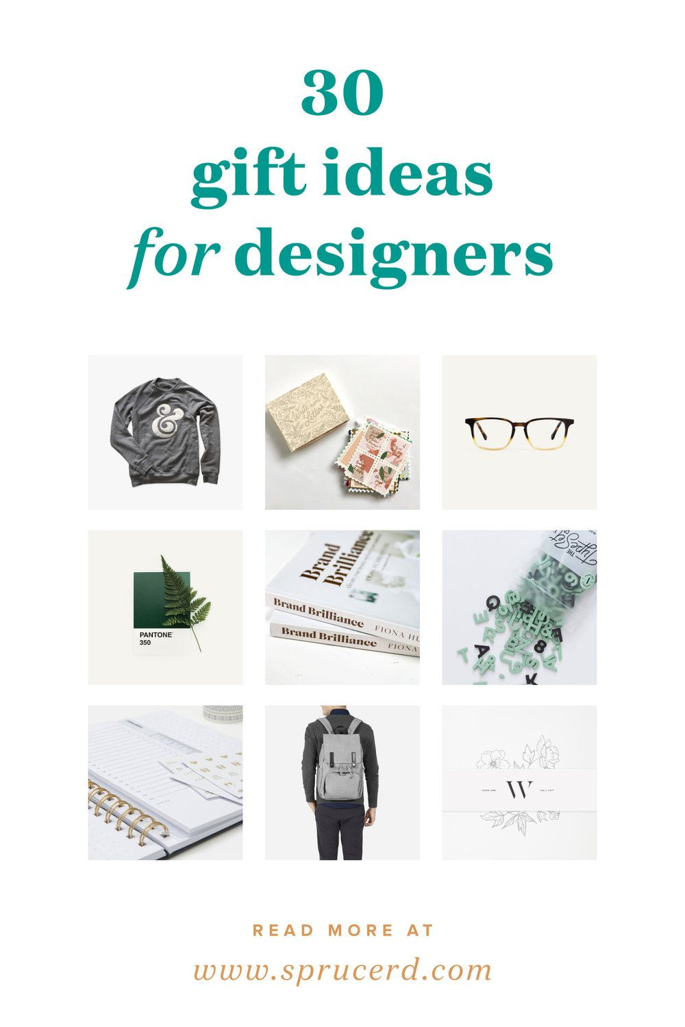 30 Gift Ideas For Designers Spruce Rd Graphic Designer Gift
