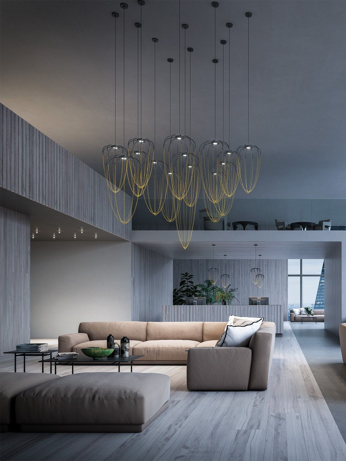 Contemporary light fixtures inspired by architectural design 4 contemporary light fixtures inspired by architectural design 4