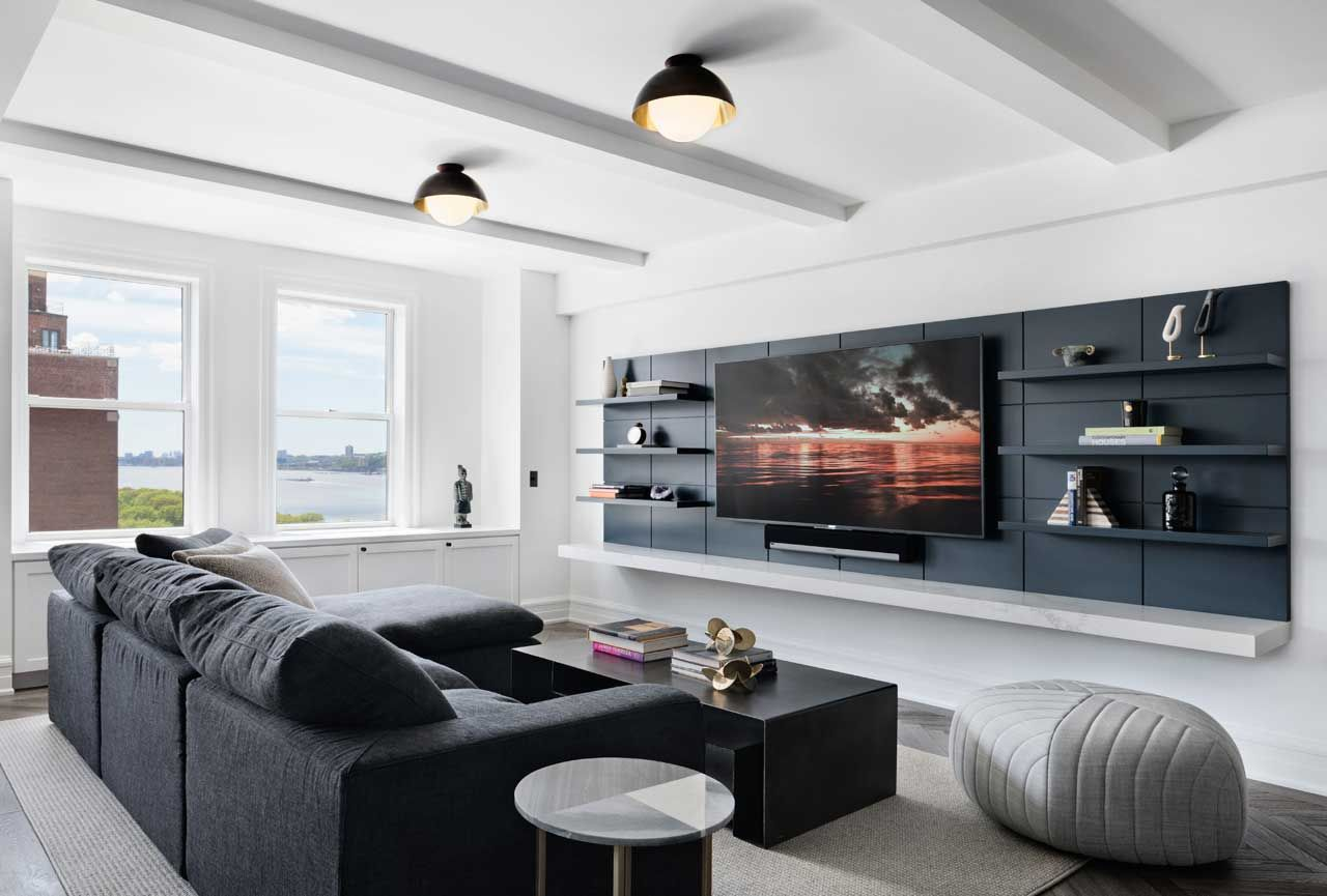 A Classic 7 Pre War Apartment In Nyc Is Renovated By Studiolab