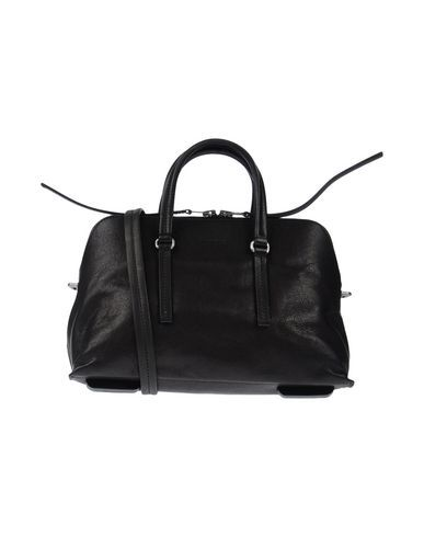 RICK OWENS Handbag. #rickowens #bags #shoulder bags #hand bags #leather #lining #