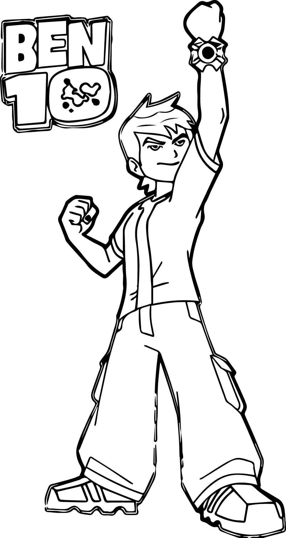 ben 1000 coloring pages - photo#24