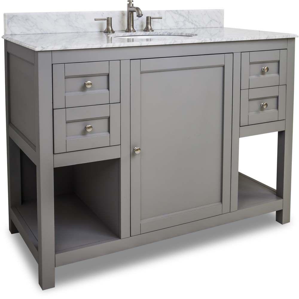 48 Single Sink Bathroom Vanity Bathroom Sink Vanity Bathroom