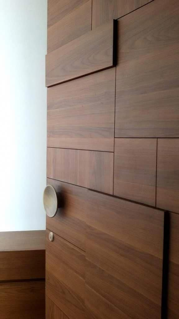 Modern Mahogany Bedroom Furniture: Internal Bedroom Doors