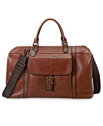Fossil Bags Estate Leather Framed Duffle Backpacks Men Macy S