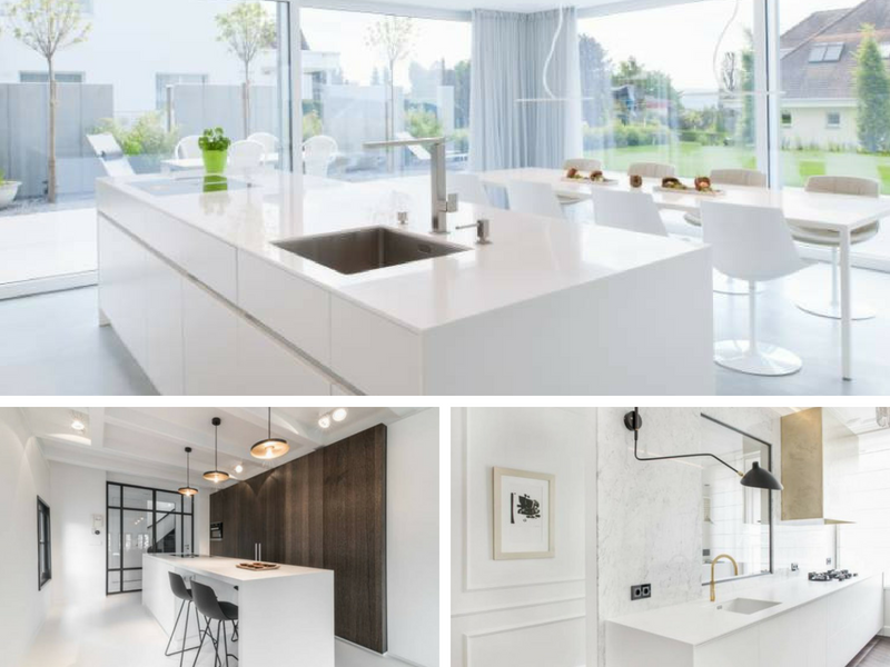 Solid Surface Brands For Luxury And Peace Of Mind Kitchen Design
