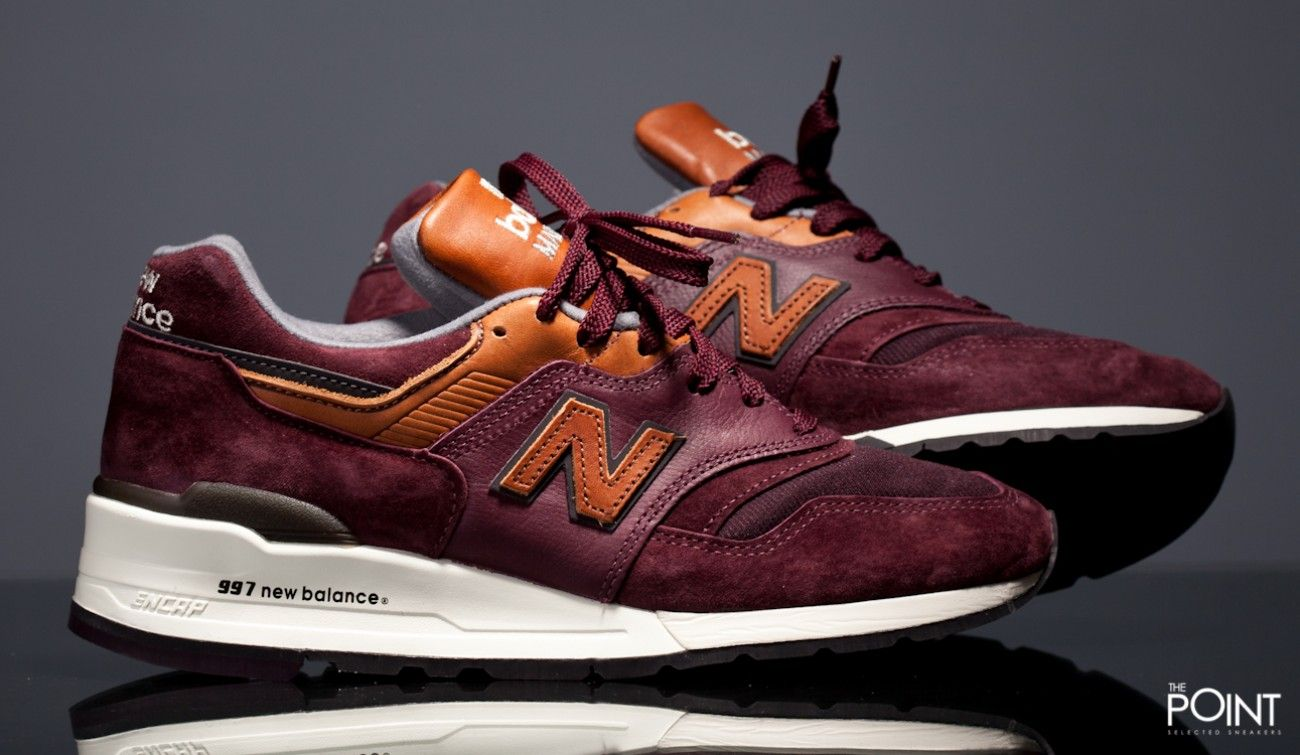 Zapatillas New Balance M997 DSLR Made In Usa, ya tenemos disponible en la  #sneakershop