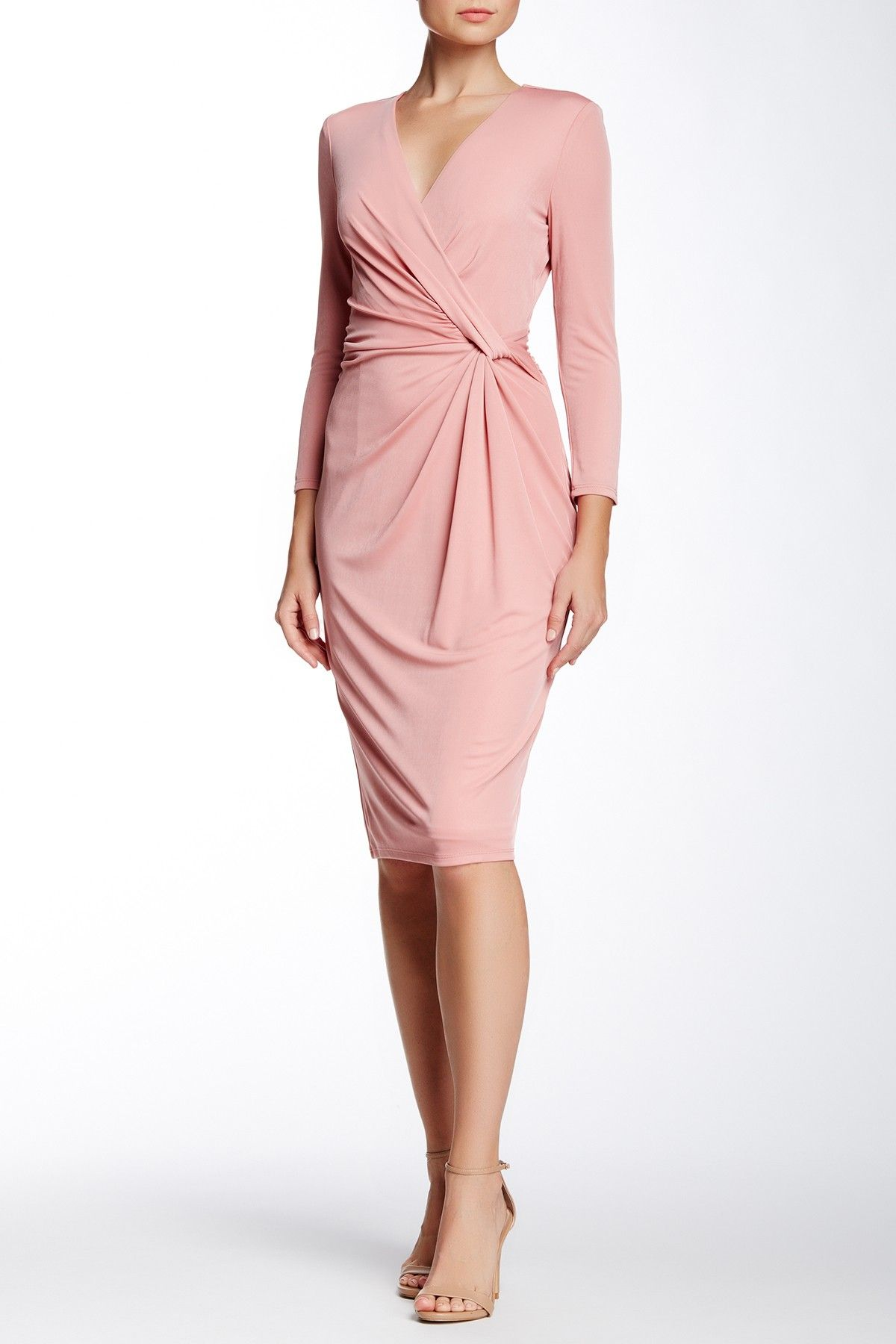 Faux Wrap Dress | Faux wrap dress, Wrap dresses and Nordstrom