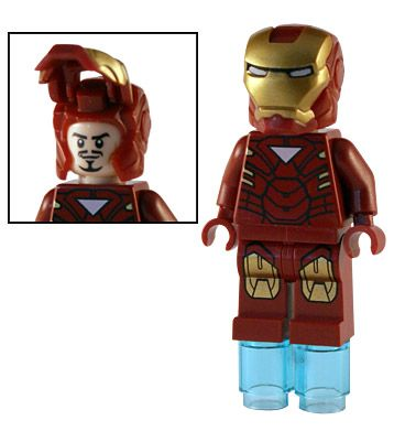 Iron Man - Lego Super Heroes | Lego | Pinterest