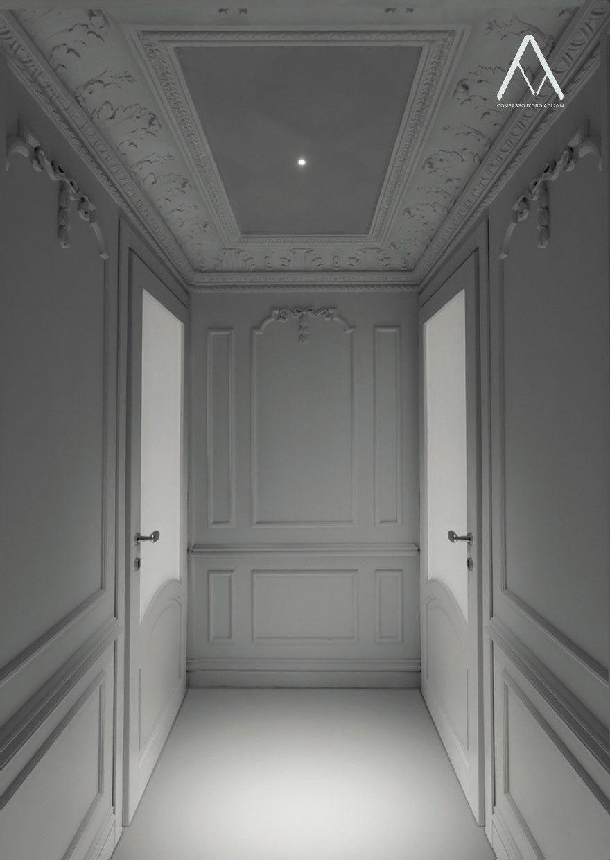 NULLA Lampada LED da incasso a soffitto Lampade